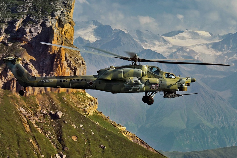 Mi-28-mountains